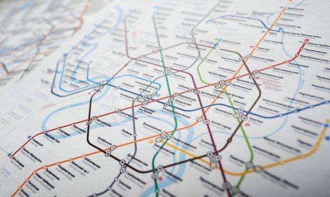 Антон Мизинов вошел в счастливую тройку финалистов конкурса на разработку дизайна схемы метро Москвы.