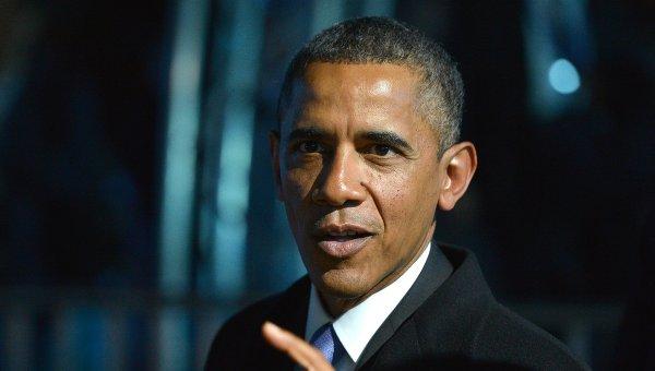 Обама призвал конгресс принять бюджет, чтобы остановить фарс